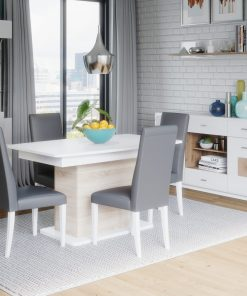 Dining Room Furniture: display and storage Dining SetChair