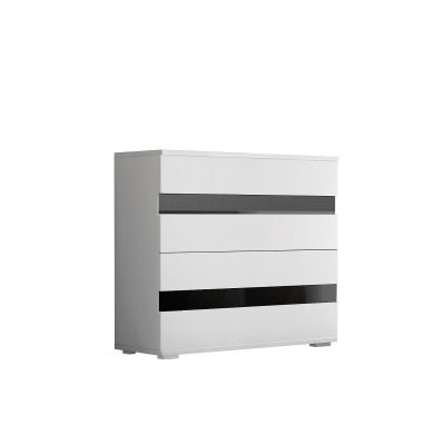 Bedroom & Sleeping Room Furniture: Display and Storage Drawer Chest