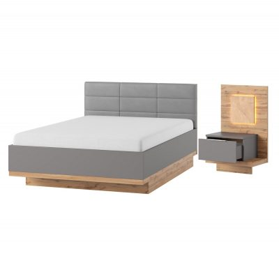 Bedroom & Sleeping Room Furniture: Display and Storage Bed Set