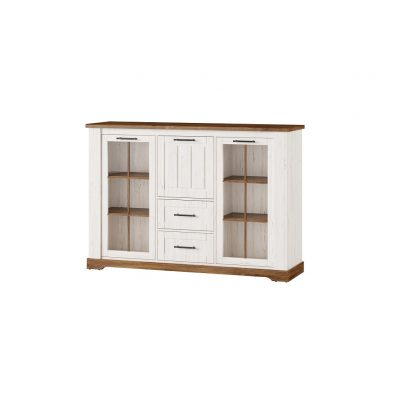 Dining Room Furniture: display and storage cabinet